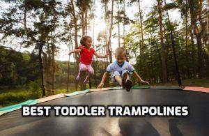 image of best toddler trampoline