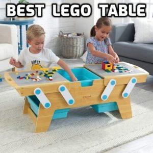 image of best leggo table