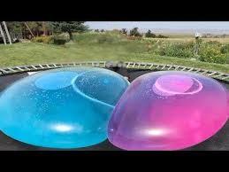 image of giant water balloon