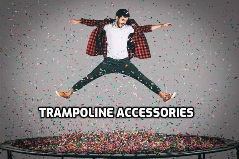 image of best trampoline accessories