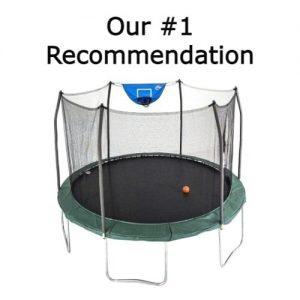 image of 12ft trampoline