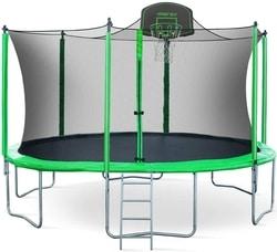 image of 14ft trampoline